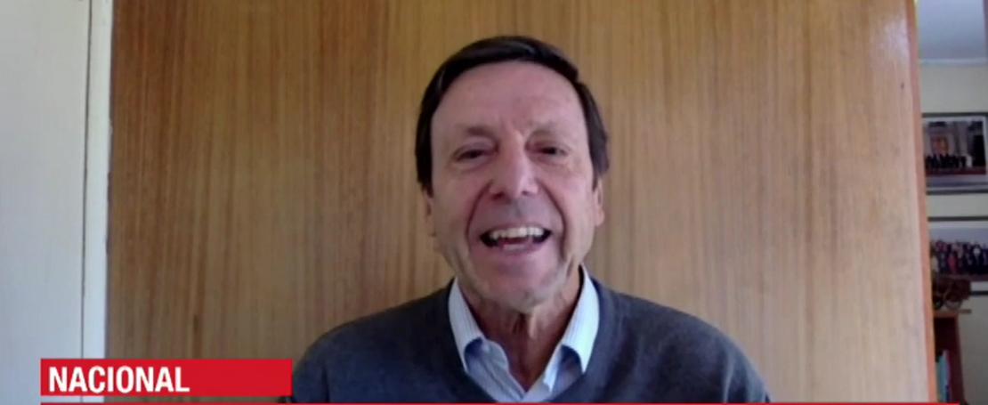 """José Pablo Arellano para EMOL sobre el royalty """"Es muy desafortunado que se discuta un proyecto en el cual el Congreso no tiene atribuciones"""""""